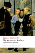 Cover for The Karamazov Brothers