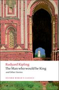 Cover for The Man Who Would Be King and Other Stories