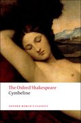Cover for Cymbeline: The Oxford Shakespeare