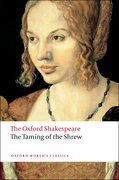 The Oxford Shakespeare The Taming of the Shrew