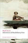 Cover for Adventures of Huckleberry Finn