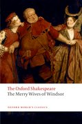 Cover for The Merry Wives of Windsor
