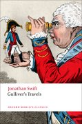 Cover for Gulliver