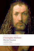 Cover for Doctor Faustus and Other Plays