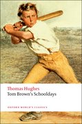 Cover for Tom Brown