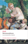 Cover for Metamorphoses