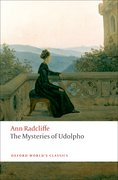 Cover for The Mysteries of Udolpho