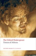 Cover for Timon of Athens: The Oxford Shakespeare