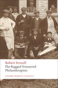 Cover for The Ragged Trousered Philanthropists