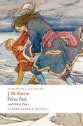Cover for Peter Pan and Other Plays