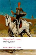 Cover for Don Quixote de la Mancha