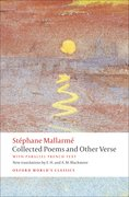 Cover for Collected Poems and Other Verse