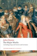 Cover for John Donne - The Major Works