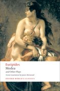 Cover for Medea and Other Plays