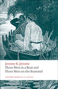 Cover for Three Men in a Boat <em>and</em> Three Men on the Bummel