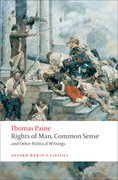Cover for Rights of Man, Common Sense, and Other Political Writings