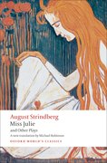 Cover for Miss Julie and Other Plays