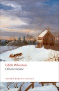 Cover for Ethan Frome
