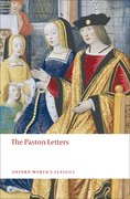 Cover for The Paston Letters