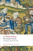 Cover for Sir Philip Sidney: The Major Works