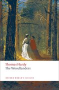 Cover for The Woodlanders