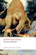 Cover for The Lost World