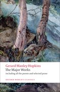 Cover for Gerard Manley Hopkins: The Major Works