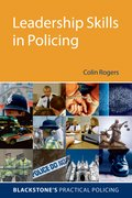 Cover for Leadership Skills in Policing