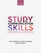 Cover for Study & Communication Skills for the Chemical Sciences