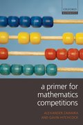 Cover for A Primer for Mathematics Competitions