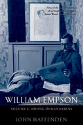 Cover for William Empson, Volume I