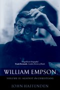 Cover for William Empson, Volume II