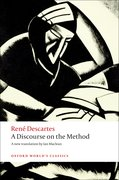 Cover for A Discourse on the Method