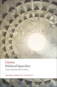 Cover for Political Speeches