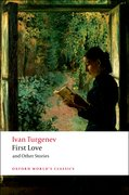 Cover for First Love and Other Stories