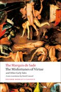 Cover for The Misfortunes of Virtue and Other Early Tales