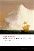 Cover for The Narrative of Arthur Gordon Pym of Nantucket, and Related Tales