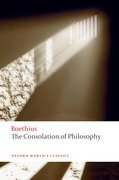 Cover for The Consolation of Philosophy