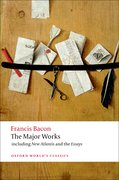 Cover for Francis Bacon