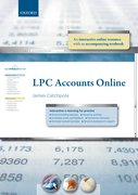 Cover for LPC Accounts Online