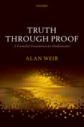 Cover for Truth Through Proof