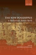 Cover for The New Posidippus