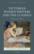 Cover for Victorian Women Writers and the Classics