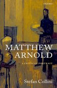 Cover for Matthew Arnold