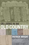Cover for On Living in an Old Country