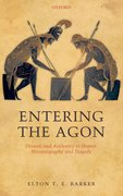 Cover for Entering the Agon