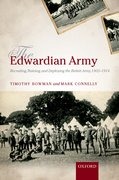 Cover for The Edwardian Army