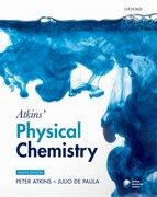 Atkins & de Paula: Physical Chemistry 9e