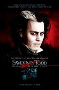 Cover for Sweeney Todd