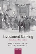 Cover for Investment Banking